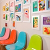 Articulate Gallery Kader voor kinderkunst A4 single