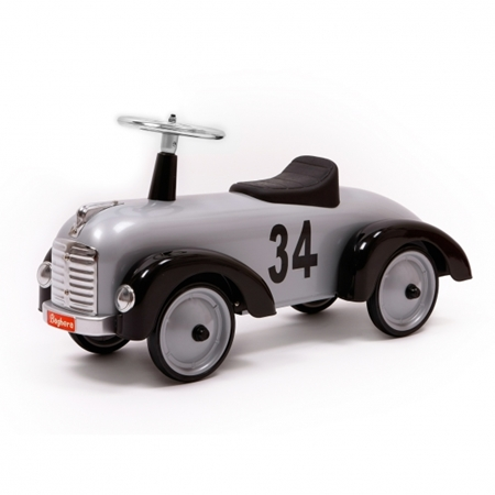 Baghera Loopauto Speedster Silver