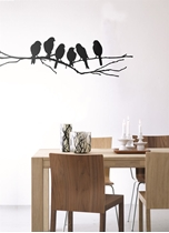 Lovebirds Zwart