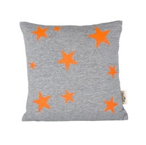 Star Orange Neon Black stripes
