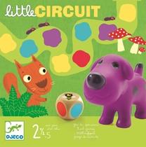 Peuterspel Little circuit (2,5-5j)