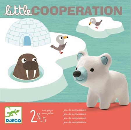 Djeco Little Cooperation (2,5j)