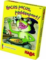 Hocus Pocus, Paddenpoot