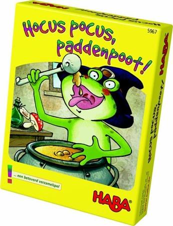 Haba Hocus Pocus, Paddenpoot