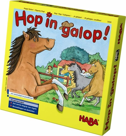 Haba Hop in galop!