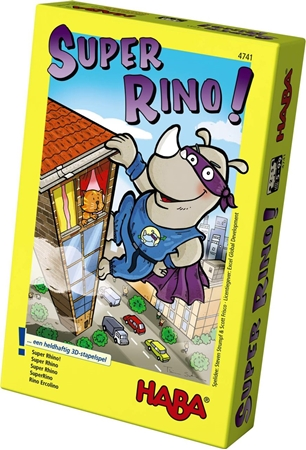 Haba Super Rino!