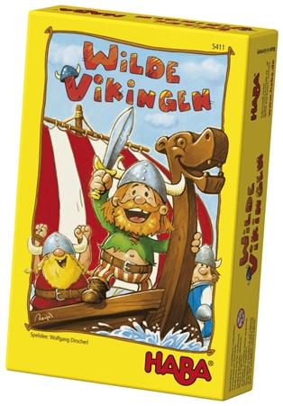 Haba Wilde Vikingen Spel