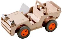 Bouwpakket terreinwagen