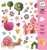 Stickers Prinsessen
