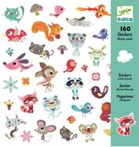 Stickers Dierenvriendjes