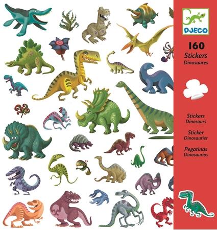 Djeco Stickers Dino