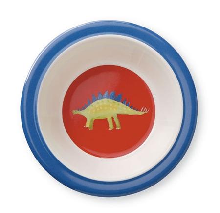 Crocodile Creek Bowl Dino