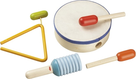 Haba Percussie set