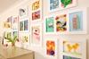 Articulate Gallery Kader voor kinderkunst A3