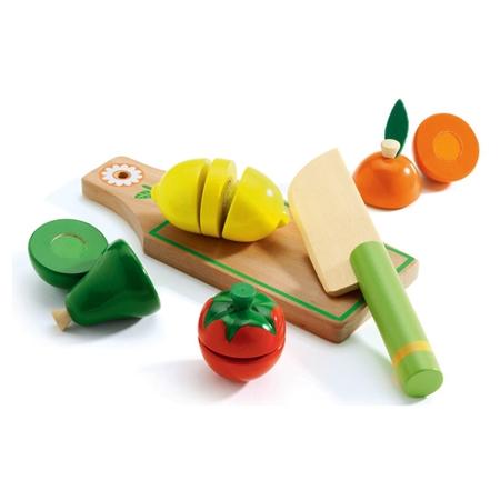 Djeco Snijsetje groenten en fruit
