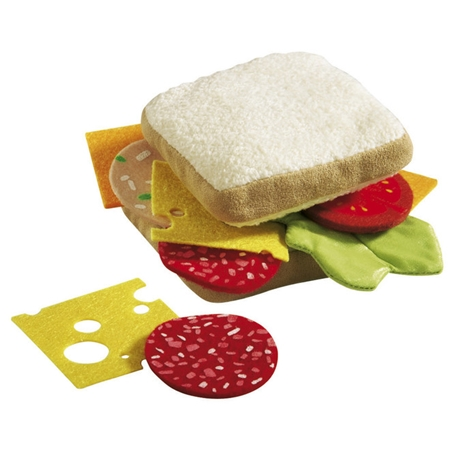 Haba Biofino Belegde sandwich