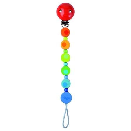 Haba Speenketting Regenboog stip