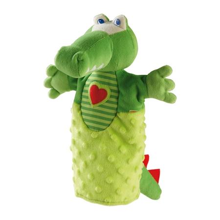 Haba Handpop Krokodil