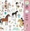 Stickers Paarden