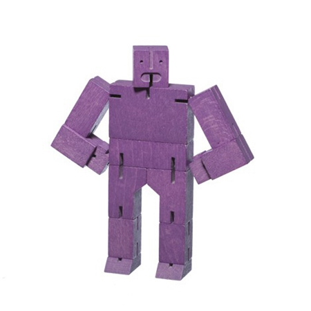 Cubebot Mini Paars