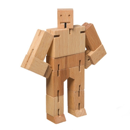 Cubebot Small Natural