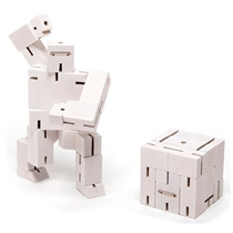Cubebot Small Wit