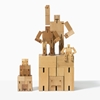 Cubebot Medium Naturel