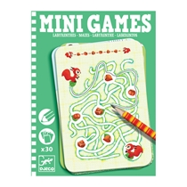 Mini Games Doolhof