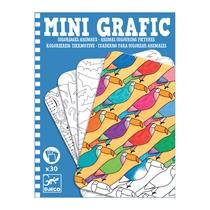 Mini Grafix Kleurprenten dieren