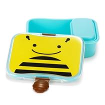 Lunchbox met snackdoosje Bijtje