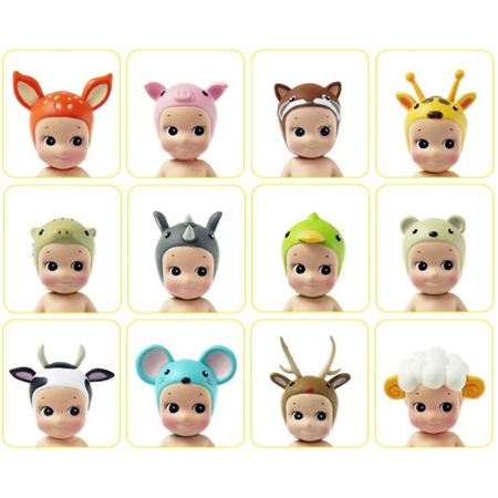 Sonny Angel Poppetjes Animal 2 Serie