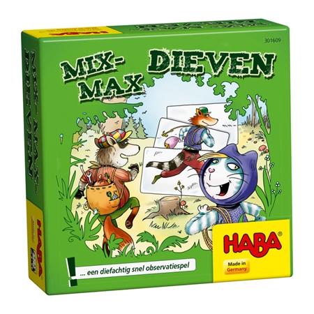 Haba Mix Max dieven