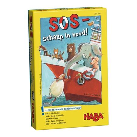 Haba SOS Schaap in nood