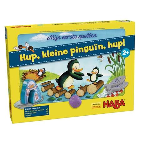 Haba Hup, kleine pinguin, hup
