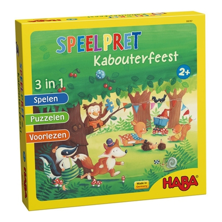Haba Speelpret Kabouterfeest