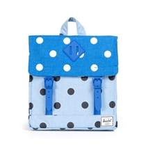 Rugzak Survey Kids Chambray Polka Dots