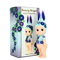 Artist Collection NEW! Morning Glory rabbit