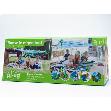 Pl-ug Tent kit Super