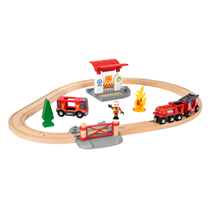 Treinset Brandweer