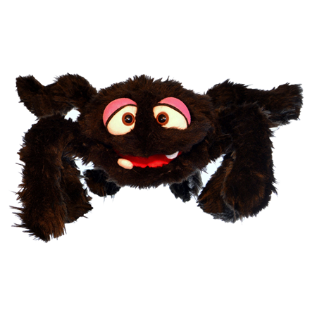 Living Puppets Handpop Spin Minna