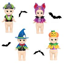 Gelukspoppetje Halloween