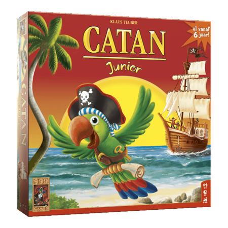999 games Kolonisten van Catan Junior