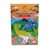 Tiger Tribe Kleurset met stiften Dino