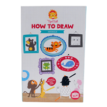 Tekenset Hoe teken ik Dieren