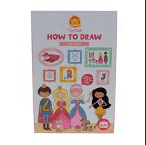 Tekenset Hoe teken ik Voor meisjes