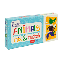 Animals Mix en Match