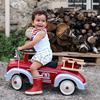 Baghera Loopauto Speedster Brandweerwagen