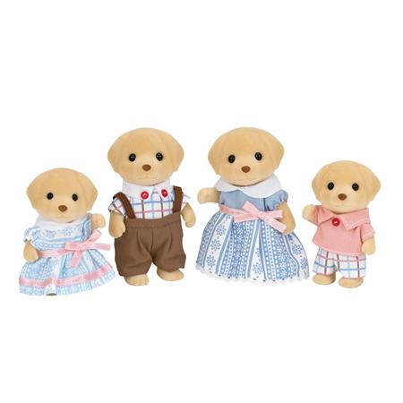 Sylvanian Families  Familie Labrador