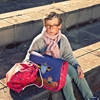 Jeune Premier Boekentas Midi Pilots