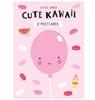 A Little Lovely Company Postkaarten Kawaii